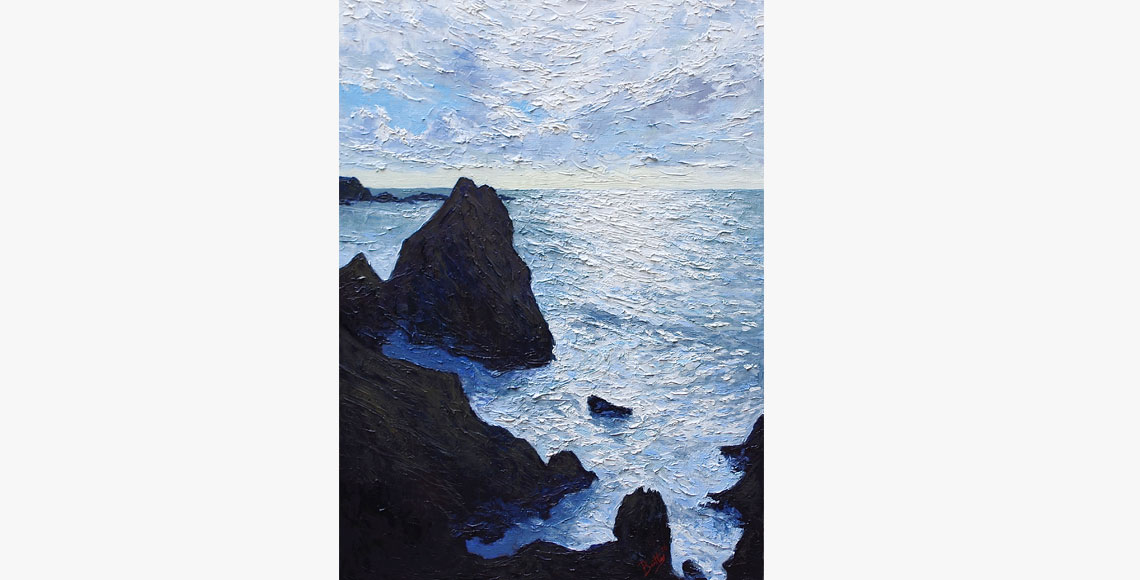 Colin Bentley | Kynance Cove