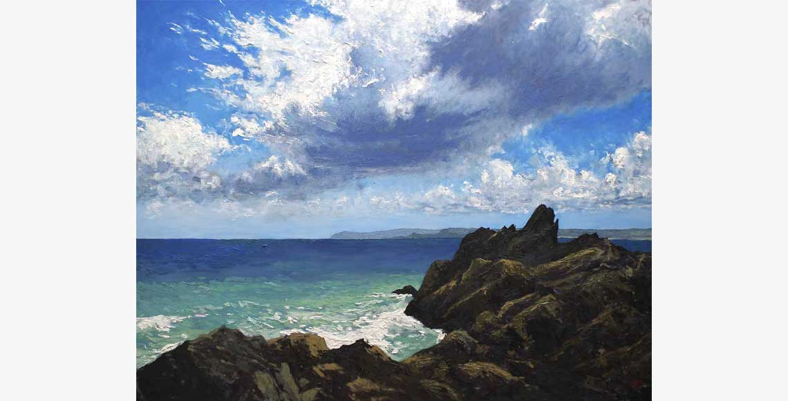 Colin Bentley | Black Rocks St. Ives