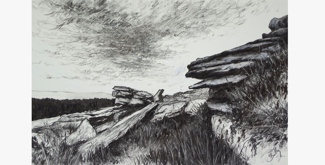 Colin Bentley | Rock Formations