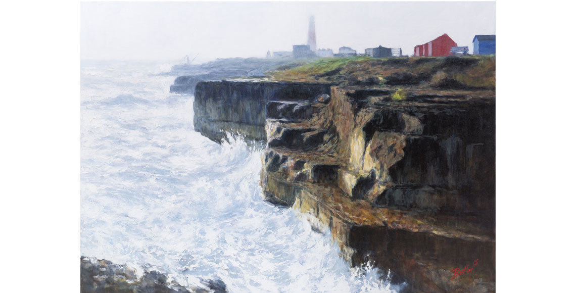 Colin Bentley | Portland Bill Number 1