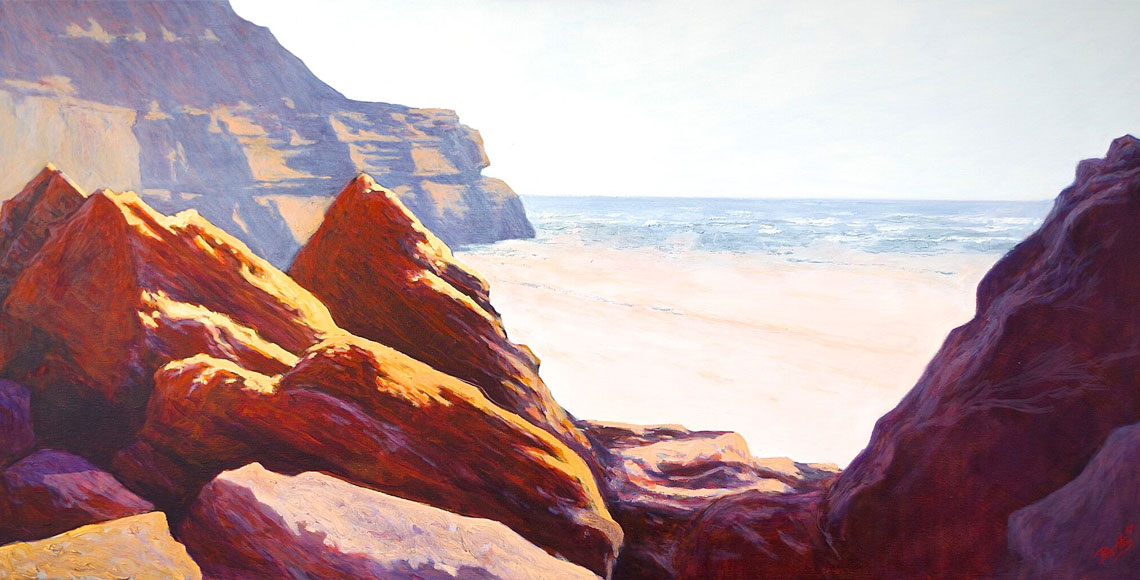 Colin Bentley | Orcombe Point